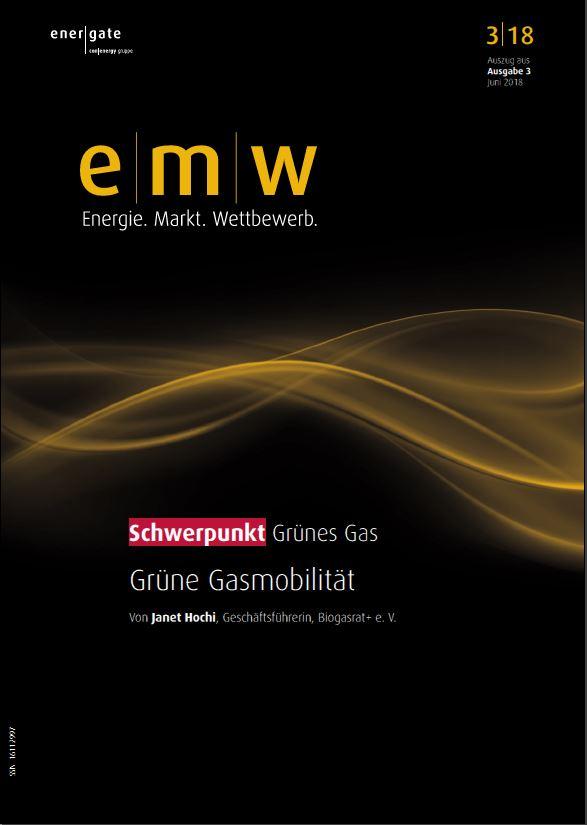 energate emw 03/2018 Grüne Gasmobilität